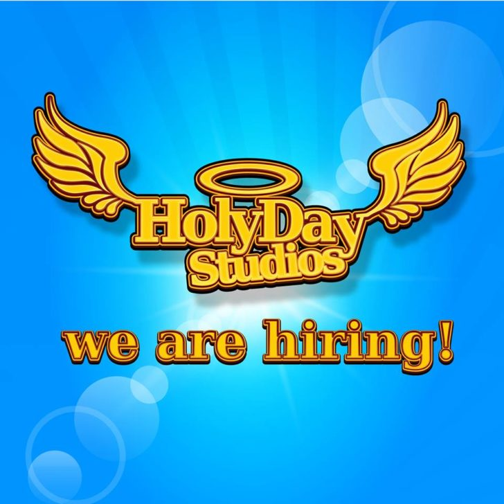 HolydayStudios Career