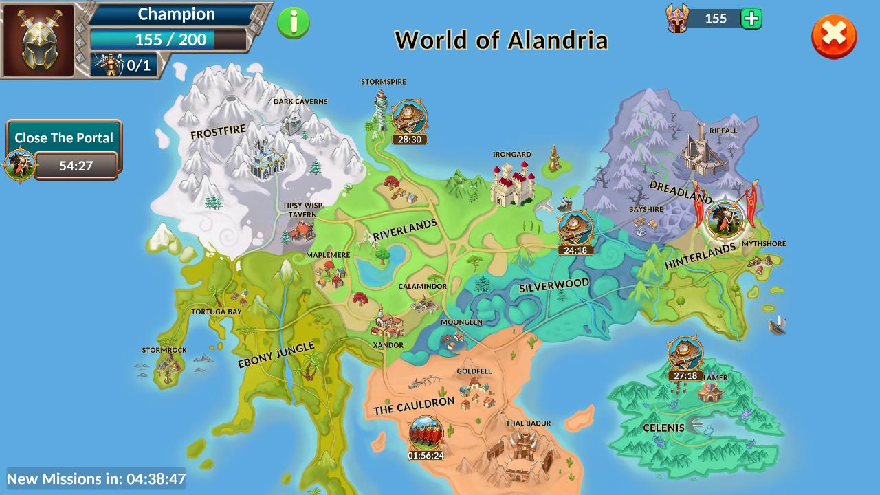 Firestone Idle RPG - Holyday Games